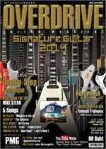 Overdrive Guitar Magazine Issus 180