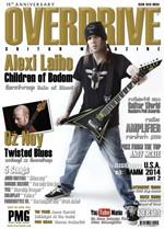 Overdrive Guitar Magazine Issus 182