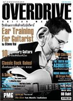 Overdrive Guitar Magazine Issus 186
