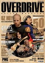 Overdrive Guitar Magazine Issus 187