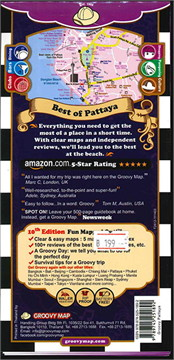 GROOVY MAP PATTAYA (ENGLISH)