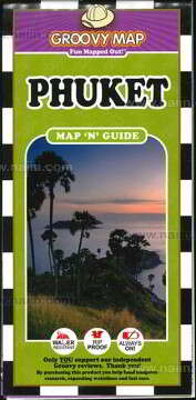 GROOVY MAP PHUKET (ENGLISH)