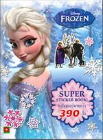 Super Sticker Book Frozen