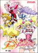 รบส.Fresh Pretty Cure FP121 + สติ๊กเกอร์