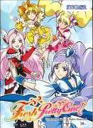 รบส.Fresh Pretty Cure FP122 + สติ๊กเกอร์