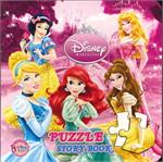 Dianey Princess Puzz Story Book