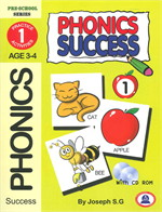 PHONICS SUCCESS Practice Activities ล.1