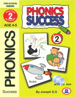 PHONICS SUCCESS Practice Activities ล.2