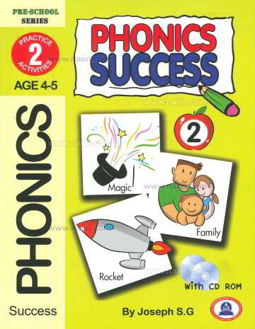 PHONICS SUCCESS Practice Activities ล.2