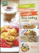 crep pancake waffle easy cooking+DVD