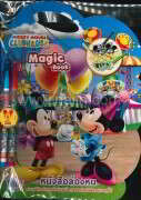 Mickey Mouse Clubhouse Magic Book + เซ็ต
