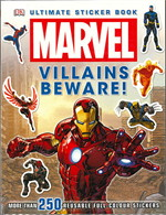 Marvel Ultimate Stciker Book: Villains B