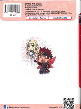 Sword Art Online 008 (Early and Late)