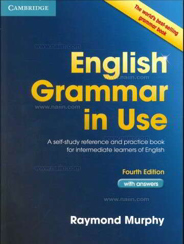 ENGLISH GRAMMAR IN USE WITH ANS(4 ED.)