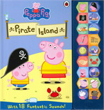 PEPPA PIG: ON PIRATE ISLAND SOUND BOOK
