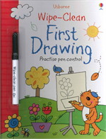FIRST DRAWING (WIPE CLEAN BOOKS)