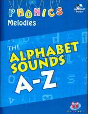 The Alphabet sounds A-Z + DVD