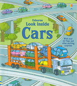 Look inside Cars (Usborne Look inside) New Edition