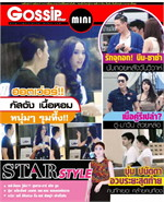 Gossip Star mini Vol.529