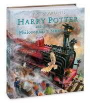 Harry Potter and the Philosopher's Stone (Eng) (ฉบับภาพ 4 สี)