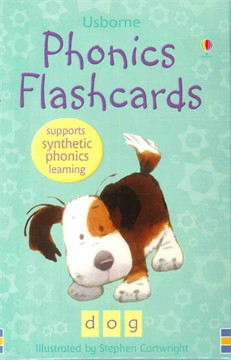USBORNE: PHONICS FLASHCARDS