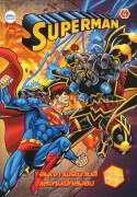 สมุดภาพรบส. SUPERMAN No.4 + สติ๊กเกอร์