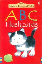 USBORNE FARMYARD TALES: ABC FLASHCARDS