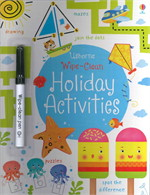 WIPE-CLEAN: HOLIDAY ACTIVITIES