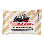 FISHERMAN'S FRIEND SUGARFREE HONEY & LEMON