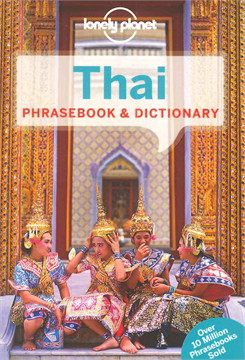 LONELY PLANET : PHRASEBOOK THAI (8 ED)