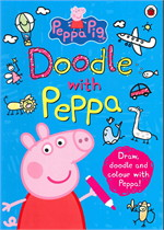 Peppa Pig : Doodle with Peppa