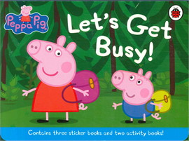 Peppa Pig Let' s Get Busy!