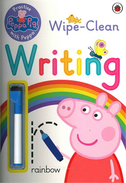 Peppa Pig: Practise with Peppa - Wipe Cl