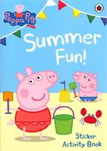 Peppa Pig: Summer Fun Sticker Activity Book