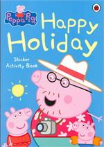 Peppa Pig: Happy Holiday Sticker Activit
