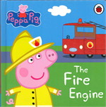 Peppa Pig: The Fire Engine - My First Story