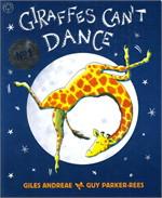 Giraffes Can't Dance Pop Up