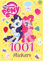 Little Pony 1001 Stickers