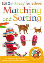 Get Ready for School Matching and Sortin