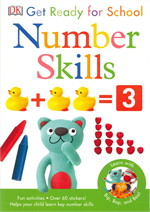 Get Ready for School Number Skills
