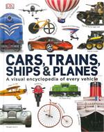 Cars, Trains, Ships & Planes