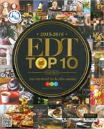EDT Top 10 : รวม 150 สถานที่ กิน ดื่ม เที่ยว ยอดนิยม (2015-2016)