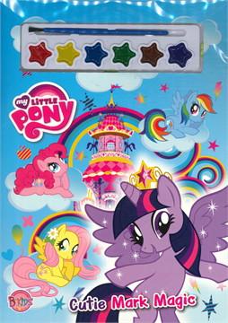 My Little Pony Cutie Mark Magic+สีน้ำรูป