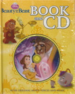 BEAUTY & THE BEAST BOOK & CD (ตท.)