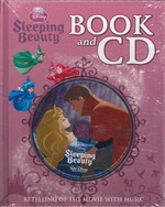SLEEPING BEAUTY BOOK & CD (ตท.)