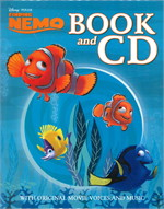 PIXAR FINDING NEMO BOOK & CD (ตท.)