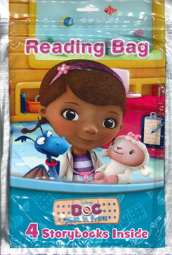 DISNEY DOC READING BAG PACK (ตท.)