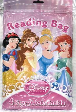 DISNEY PRINCESS READING BAG PK (ตท.)