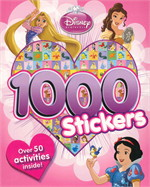 DISNEY PRINCESS 1000 STICKER (ตท.)