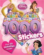 DISNEY PRINCESS 1000 STICKER (ตท.)